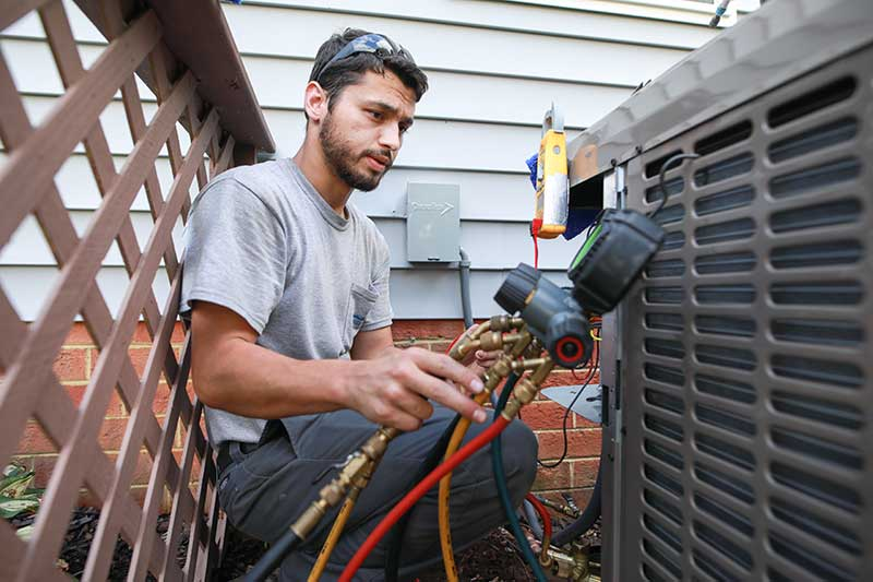 hvac tech in midlothian